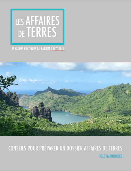 Guide des affaires de terres