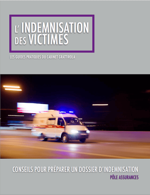 Guide Indemnisation des victimes