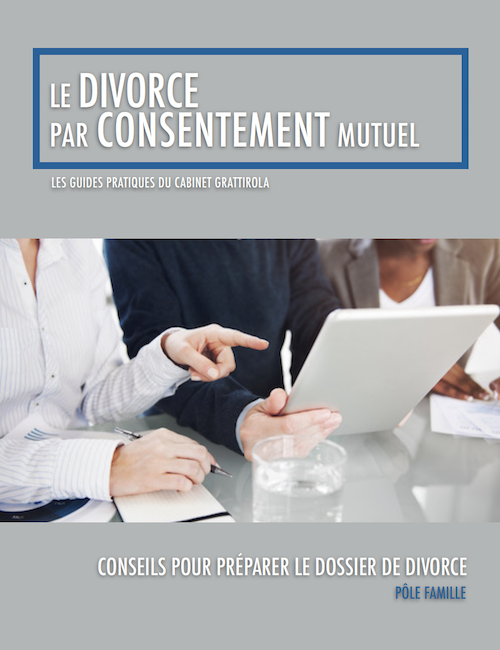 Guide Divorce par Consentement
