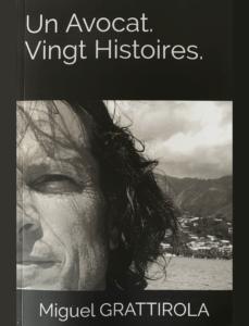Couverture Un Avocat Vingt Histoires