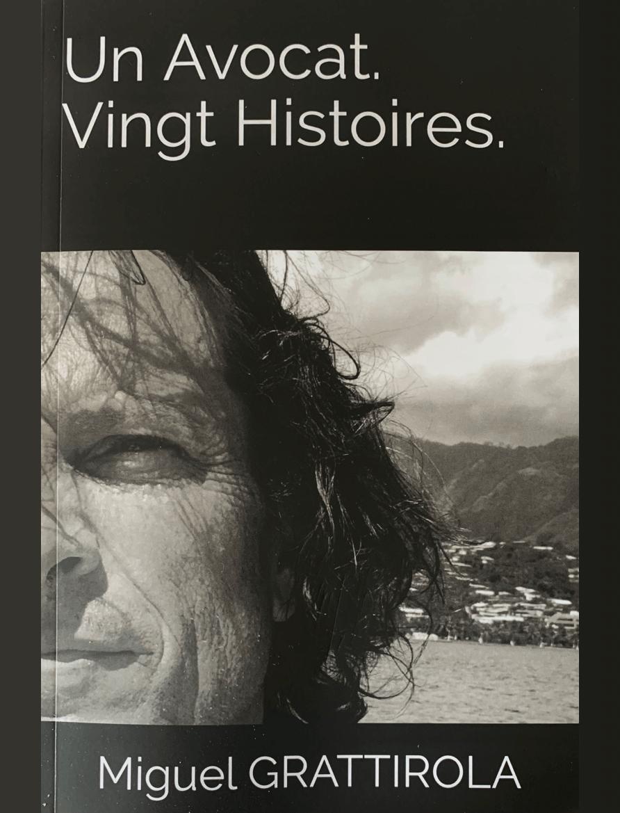Couverture livre Un Avocat Vingt Histoires